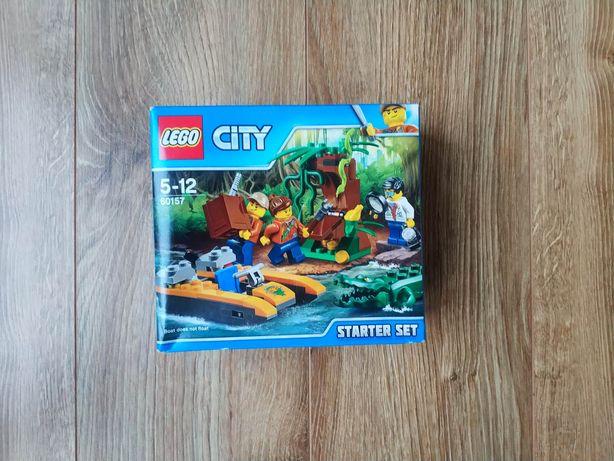 NOWE Lego City 60157 Dżungla klocki