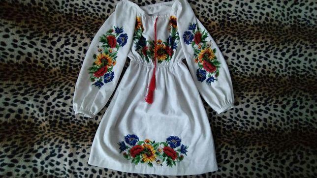 Дитяче плаття 5-7років