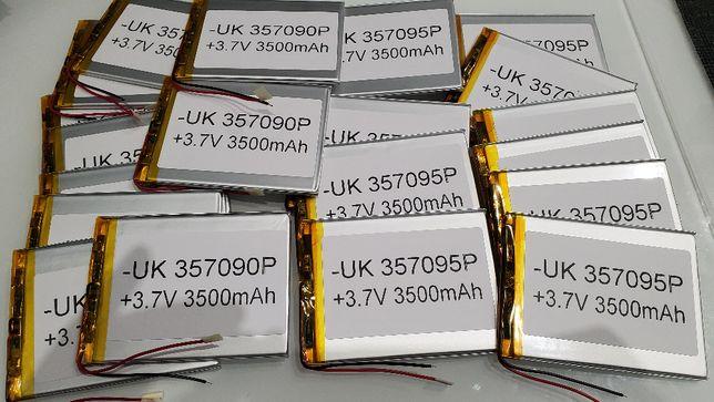 Аккумулятор Батарея для планшетов 3,5*70*90\95 mm 3500ма