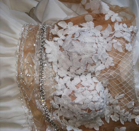Suknia ślubna Milla Nova model 2019 Zapraszam