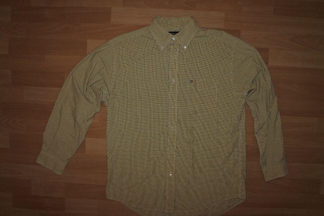Tommy Hilfiger Koszula męska rozmiar M kołnierzyk 41-42 cm