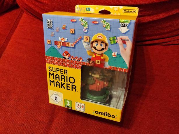 Super Mario Maker Wii U Edicao Limitada NOVO