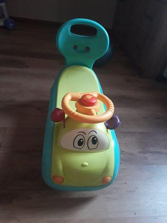 Іграшки толокар коляска