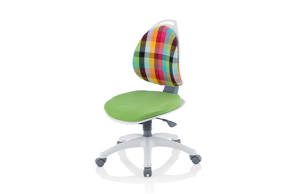 Nowe krzesło do biurka Kettler Berri Colored, gwarancja 24 miesiące