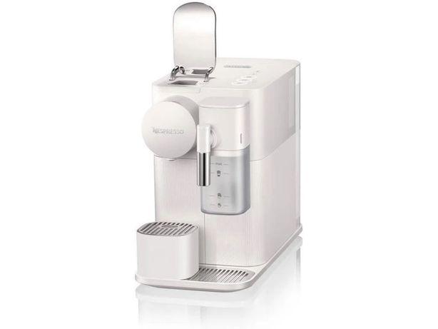 Maquina de cafe Nespresso Lattissima one
