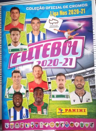 Caderneta Futebol 2020-21 Liga NOS