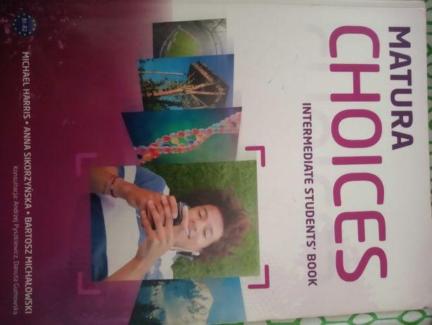 """Podręcznik do języka angielskiego """"Matura choices"""""""