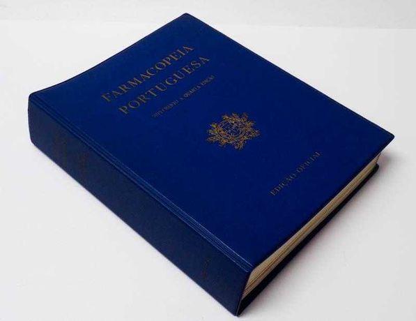 Farmacopeia Portuguesa IV - edição oficial