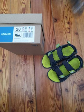 Action Boy sandałki chłopięce rozmiar 28