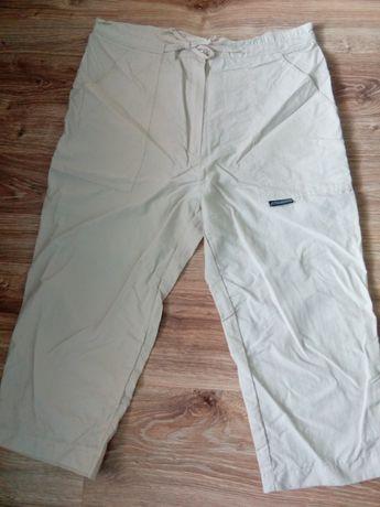 Spodnie rybaczki r 42