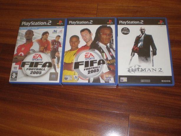 Vários jogos Playstation 2 PS2