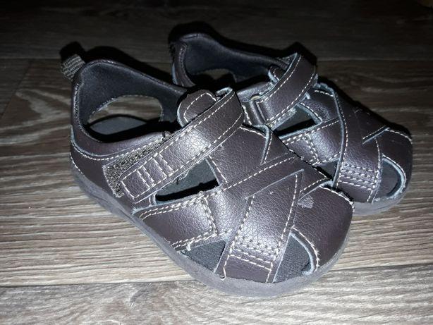 Босоножки сандали лето для мальчика