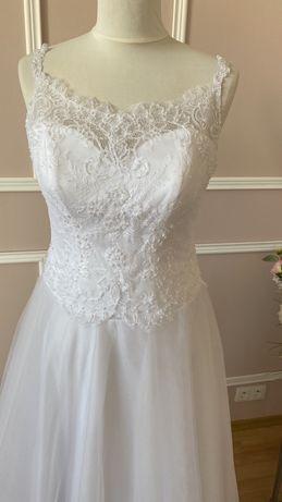 Suknia ślubna, nowa- wyprzedadż