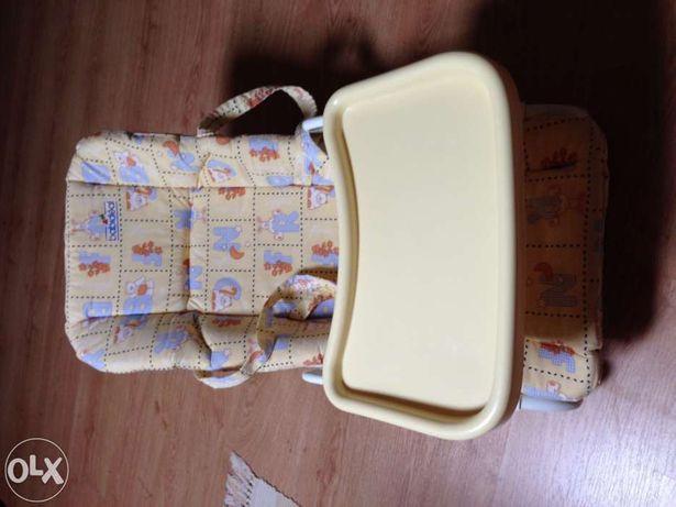 Cadeira bebé espreguiçadeira