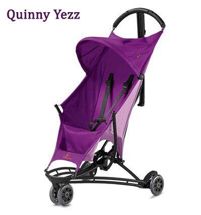 Продам прогулочную коляску Quinny Yezz Violet Shade