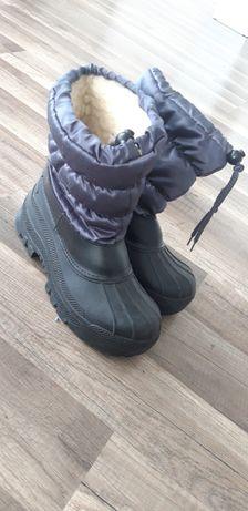 Buty sniegowce 33/34