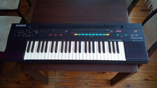 Organy Casio CT-460