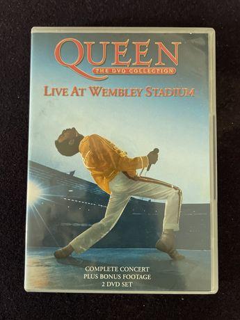 DVD Queen - Live at Wembley