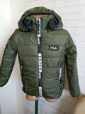 Куртка для мальчика , демисезонная ! На возраст от 2 до 6 лет !