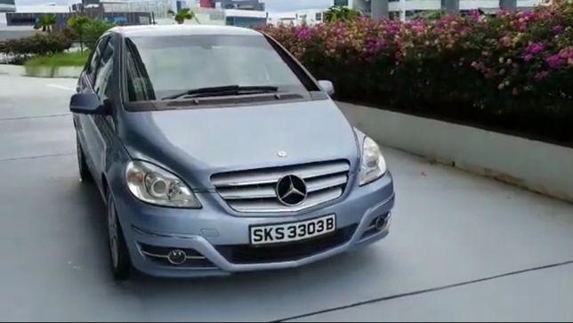 Целое авто под заказ из Японии! MERCEDES-BENZ B-CLASS за 7000$