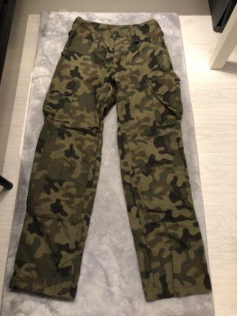 Mundur wz-10 cały+buty,beret,pas,rękawiczki i emblemat klasa mundurowa