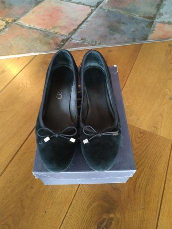 Buty damskie czarne 38