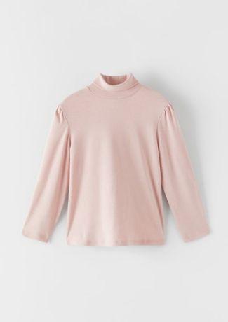 Zara nowa bluzka, bluzeczka, półgolfik 140