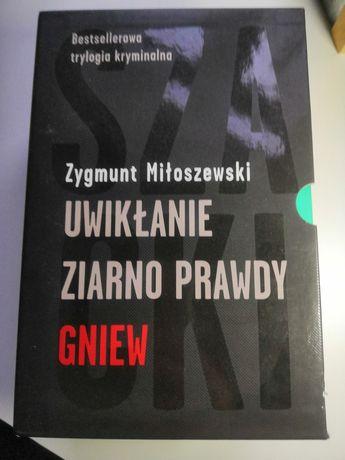 Trylogia kryminalna Miłoszewski