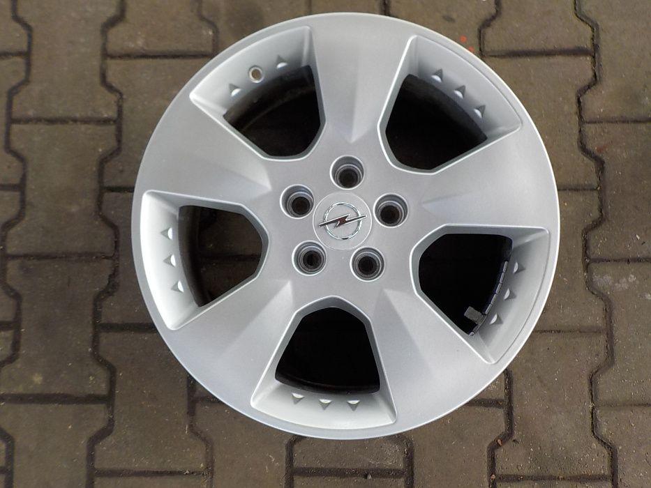 Felgi Alu Aluminiowe 17 5x110 OPEL Wrocław Wrocław - image 1