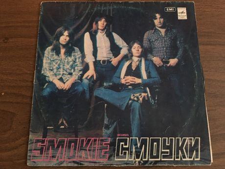 """Smokie – Ансамбль """"Смоуки"""" (Мелодия – C 60—14413-14)"""