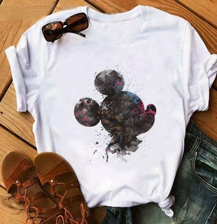Disney myszka Miki mouse koszulka bluzka t-shirt pełn rozmiarówka