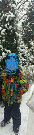 Зимний LENE комбинезон на мальчика