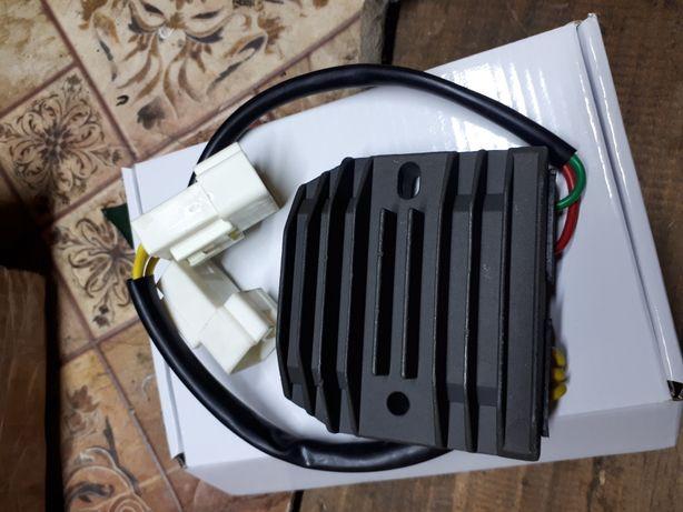 Релье зарядки Honda cbf 1000