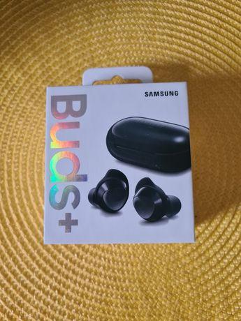 Słuchawki Samsung Galaxy Buds + (NOWE, fabrycznie zapakowane)