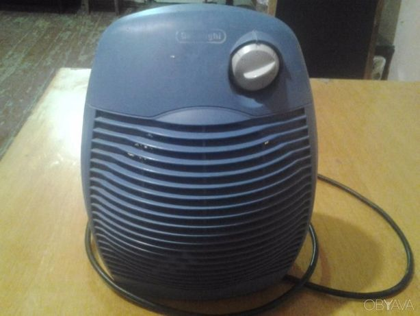 Тепло вентилятор Delonghi