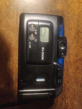 Фотоаппарат плёночный Canon PRIMA Zoom 70F запчасти фотик плёнка