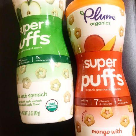 Plum super puffs
