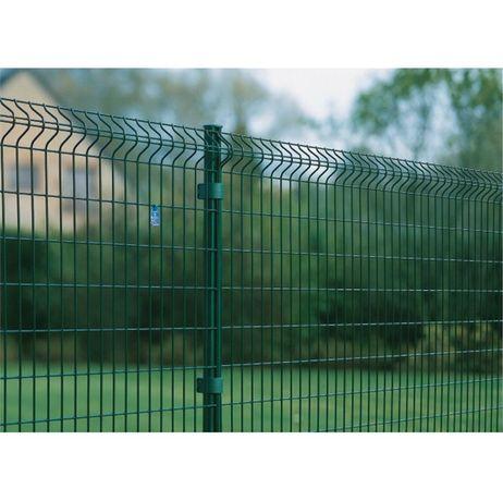 Painel rede verde metálico jardim decorativo electrosoldado