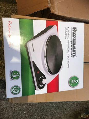 kuchenka elektryczna jednopalnikowa ravanson HP-7010W