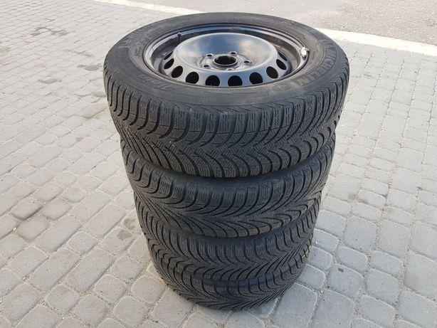 Колеса зимові з дисками 195*65*r15 Michelin