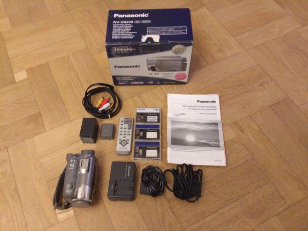 Відеокамера Panasonic NV-GS230