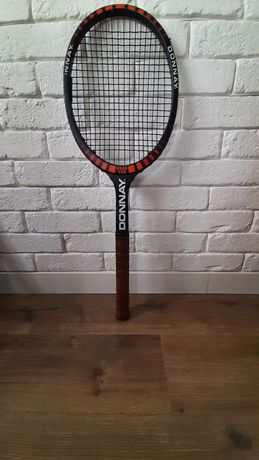 Drewniana rakieta tenisowa Donnay Borg