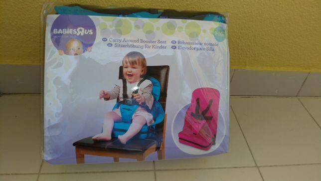 assento para bebé portátil