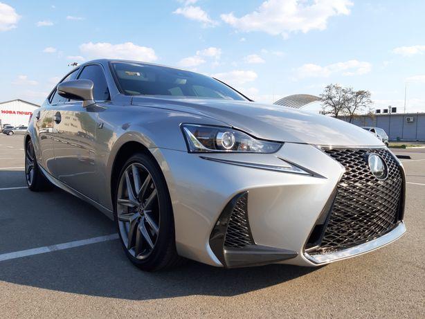 Lexus is 200t fsport