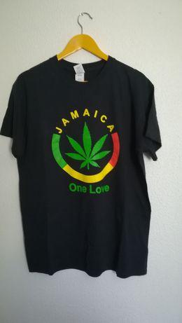 T-shirt Jamaica On Love