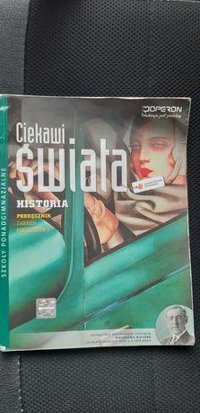 Ciekawi świata podręcznik do historii