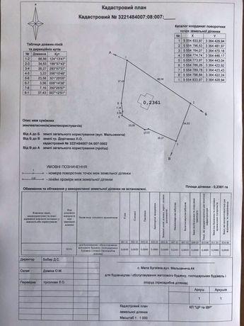 Продам участок под строительство 0,24 га