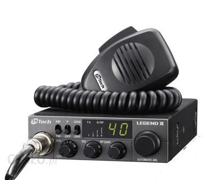 CB radio M-TECH Legend II + antena