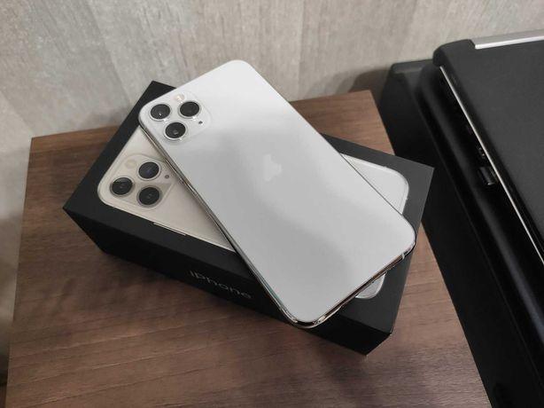 Apple iPhone 11 Pro Silver 256GB, bateria 90%