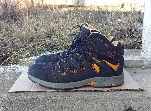 Кожаные трекинговые ботинки Meindl 38 р. Оригинал